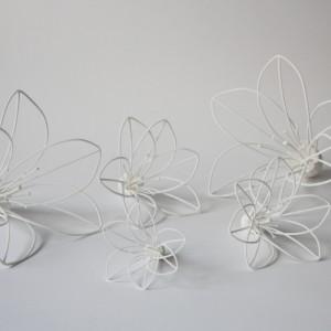 fleurs filaires