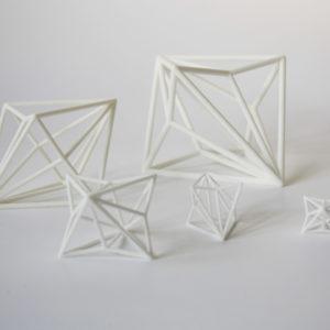 tetraedre filaire