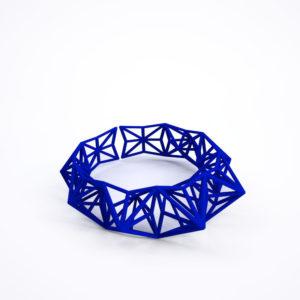 bracelet etoile bleu