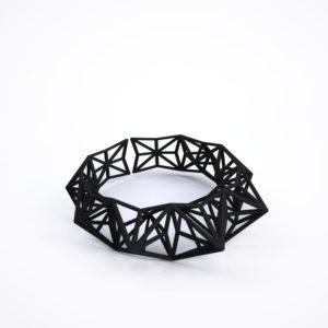 bracelet etoile noir