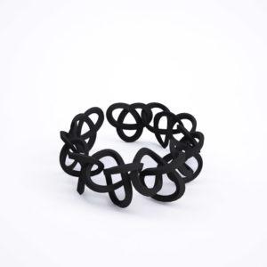 bracelet torsale noir