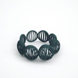 bracelet astral vert foncé